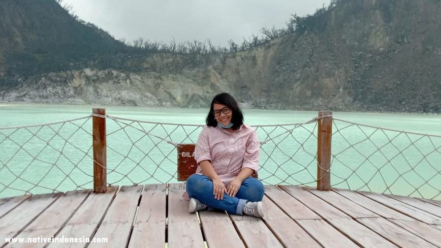 jembatan kawah putih Bandung