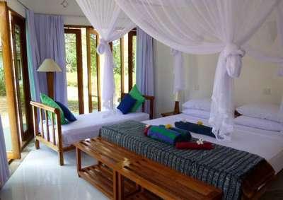 Bajo Komodo Eco Lodge flores