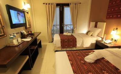 Samawa Transit Hotel di Sumbawa