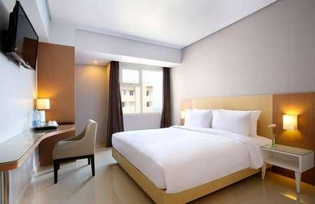 hotel santika depok - hotel di depok
