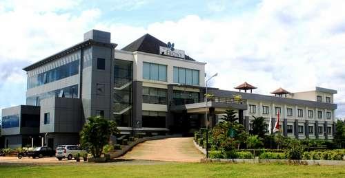 hotel ebony - hotel di batulicin