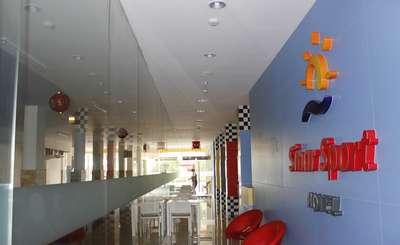 sinar sport hotel di bengkulu