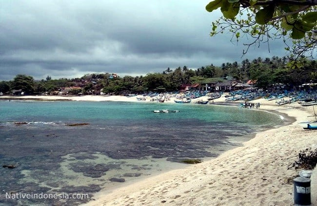 pantai rancabuaya - nelayan