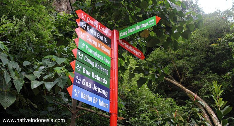 tahura juanda - taman hutan raya juanda