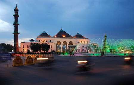 Masjid Agung Sultan Badaruddin palembang (1)