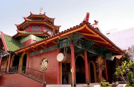 Masjid Cheng Ho Palembang (2)