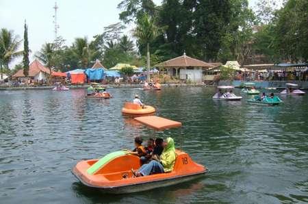 Taman Wisata Alam Linggarjati kuningan