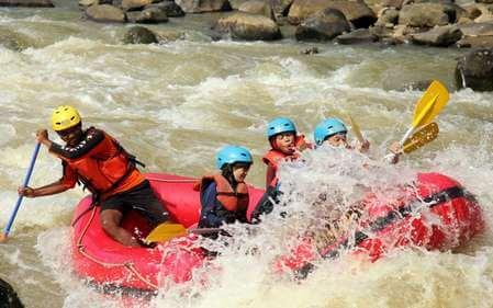 sungai cicatih sukabumi