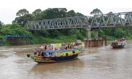 wisata sungai musi