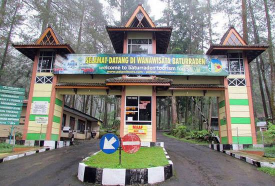 baturaden - tempat wisata di Purwokerto