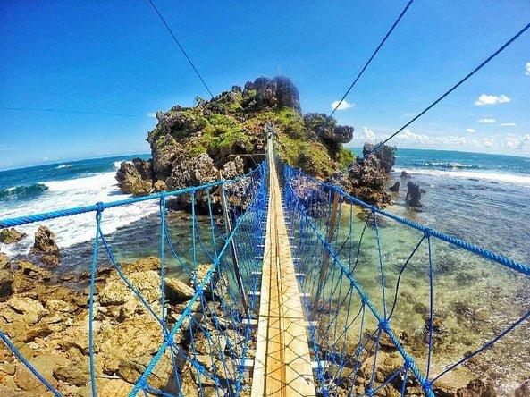 jembatan pulau nglambor
