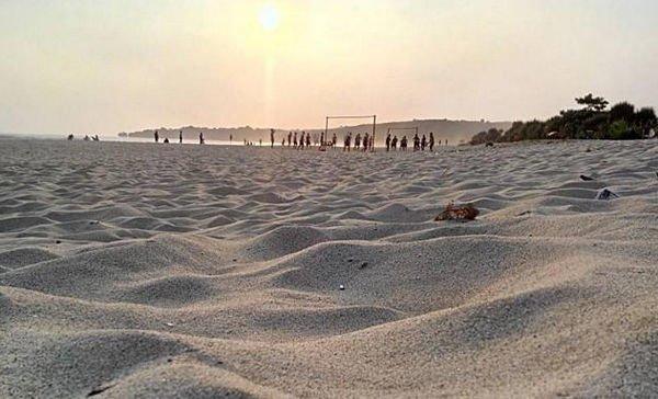 pantai ciantir sawarna - wisata pantai sawarna