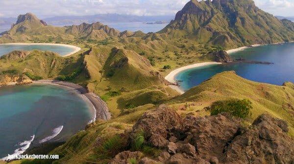 pulau padar taman wisata komodo