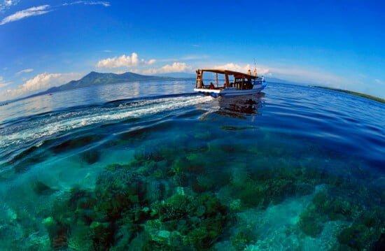 taman laut bunaken - tempat wisata di manado