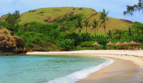 Pulau Mandalika