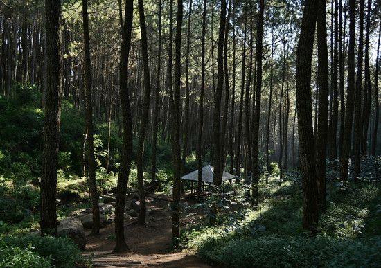 karacak valley garut