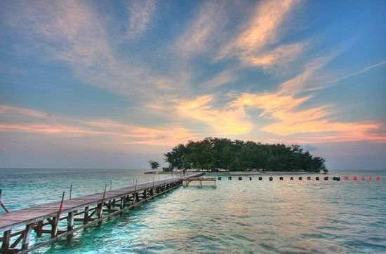 pulau panjang - taman nasional karimun jawa