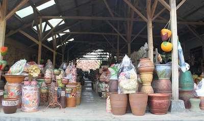 sentra keramik plered purwakarta