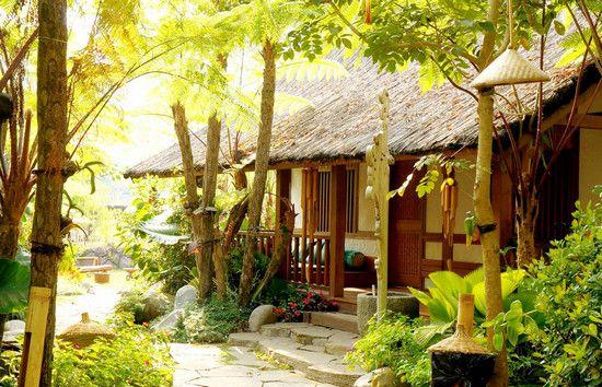 villa kampung layung