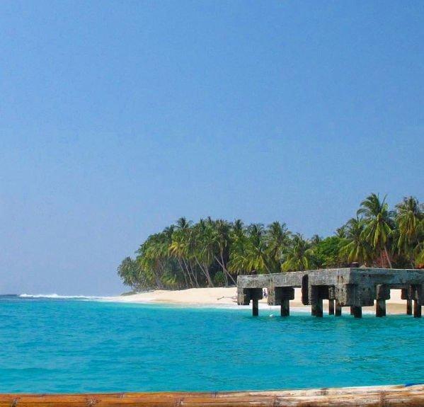 Sejarah Pulau Pisang