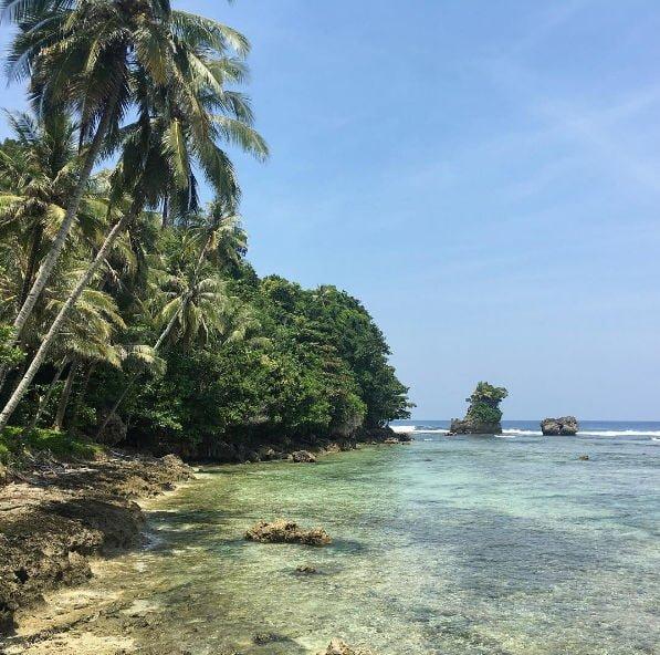 Transportasi Ke Pulau Pisang