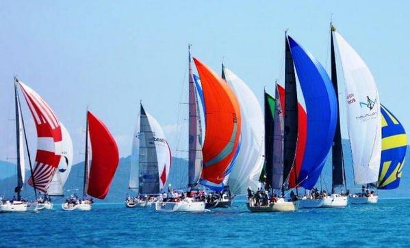 peserta sail indonesia