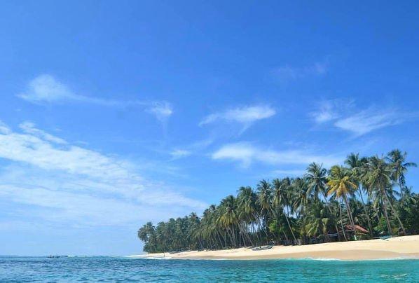 pulau pisang lampung