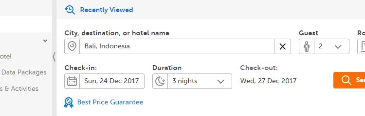 Traveloka Hotel