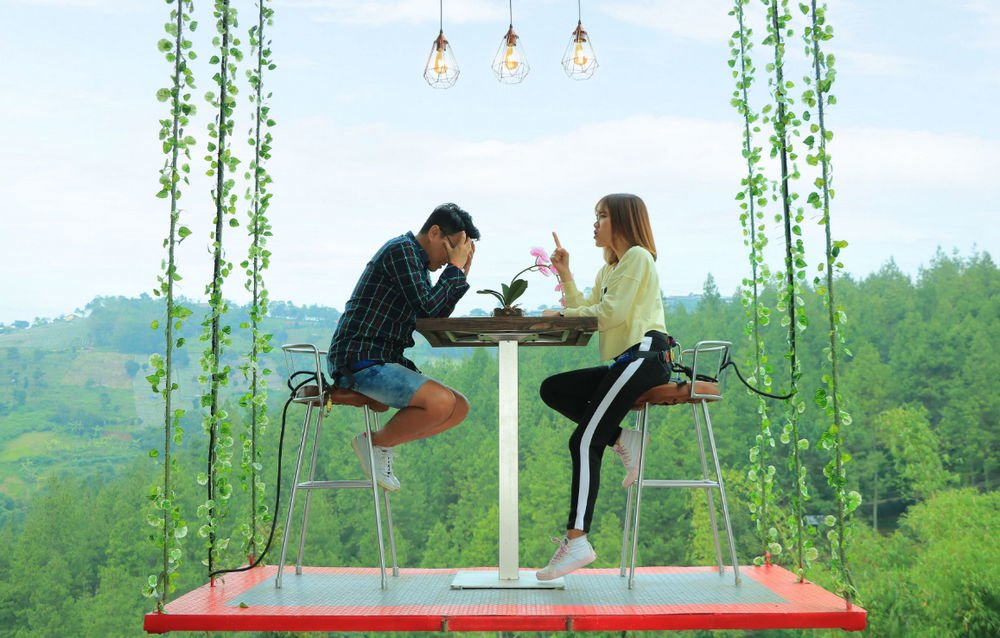 Love Seat di Dago Dream Park