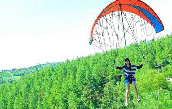 parasut di dago dream park