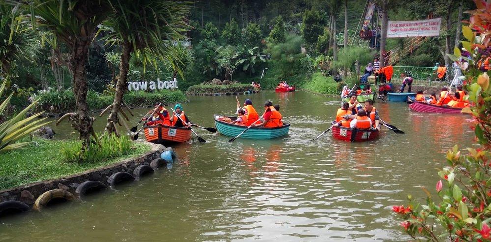 row a boat di dago dream park