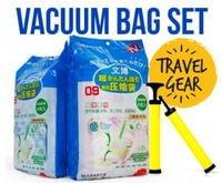 Travel Vacuum Bag