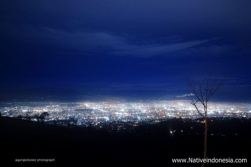 puncak bintang bandung - bandung city light