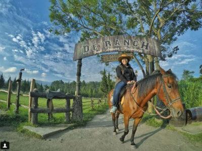 De Ranch Lembang, Wisata Ala Koboy Yang Unik Di Bandung