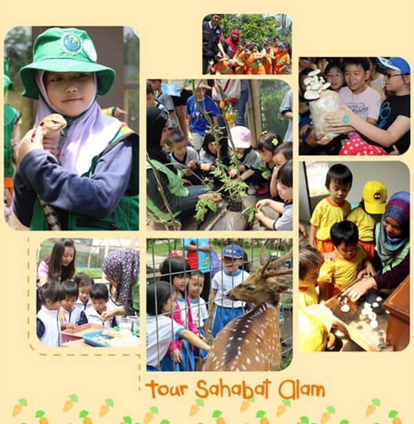 tour sahabat alam lembang