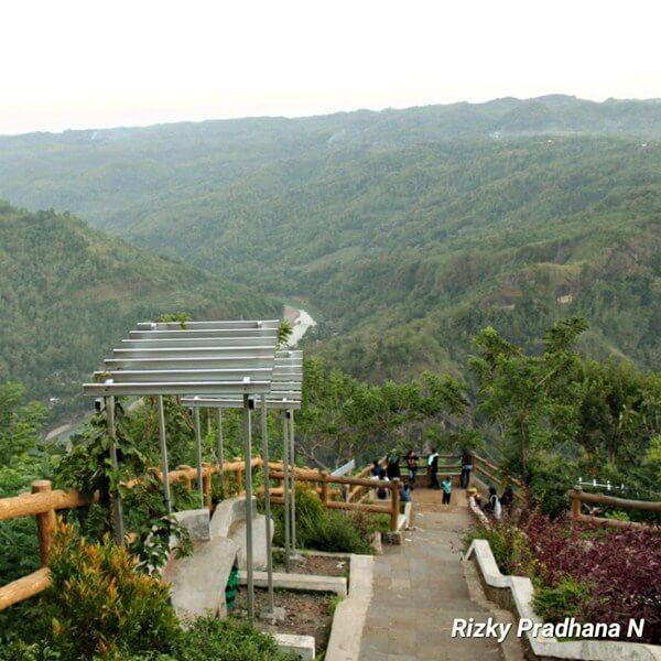 lokasi kebun buah mangunan