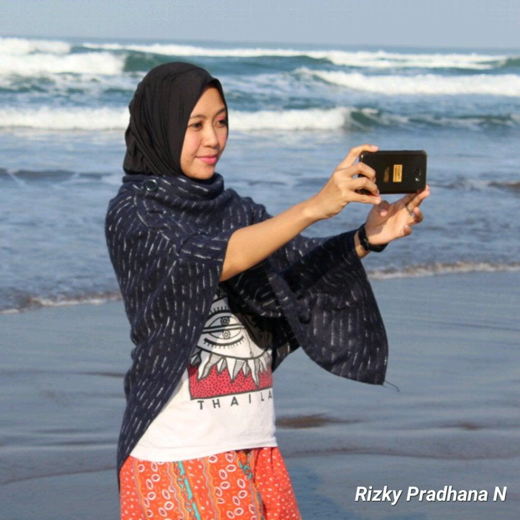 Parang Tritis jogja beach