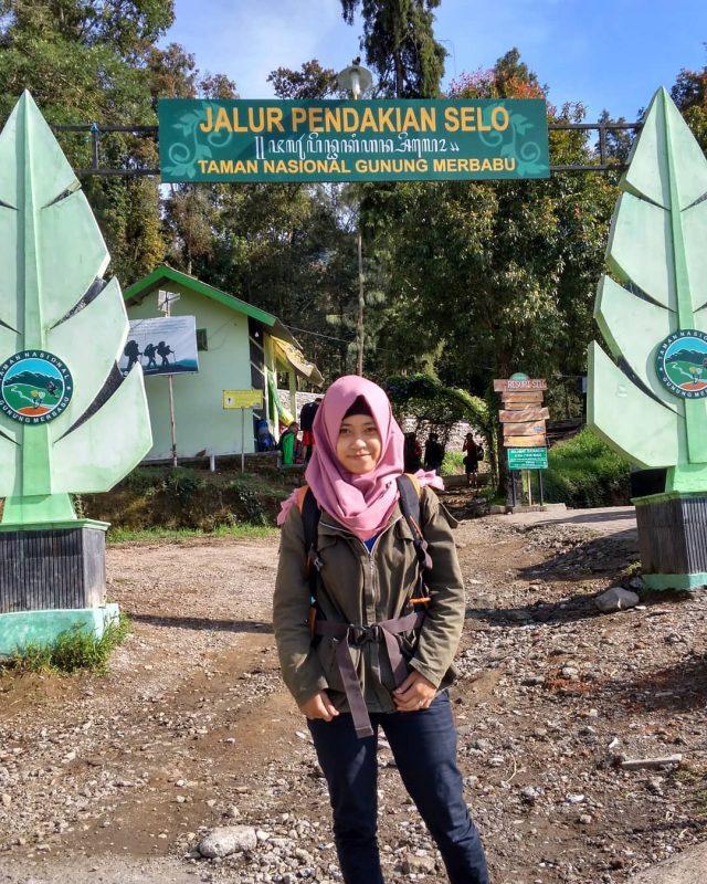 Merbabu Selo Gate