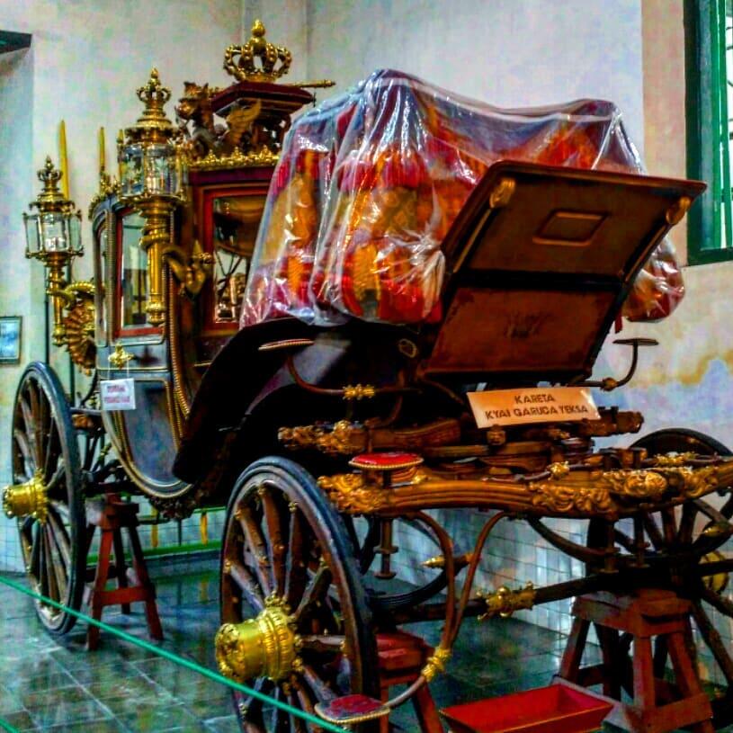 Museum Kereta Keraton View 1