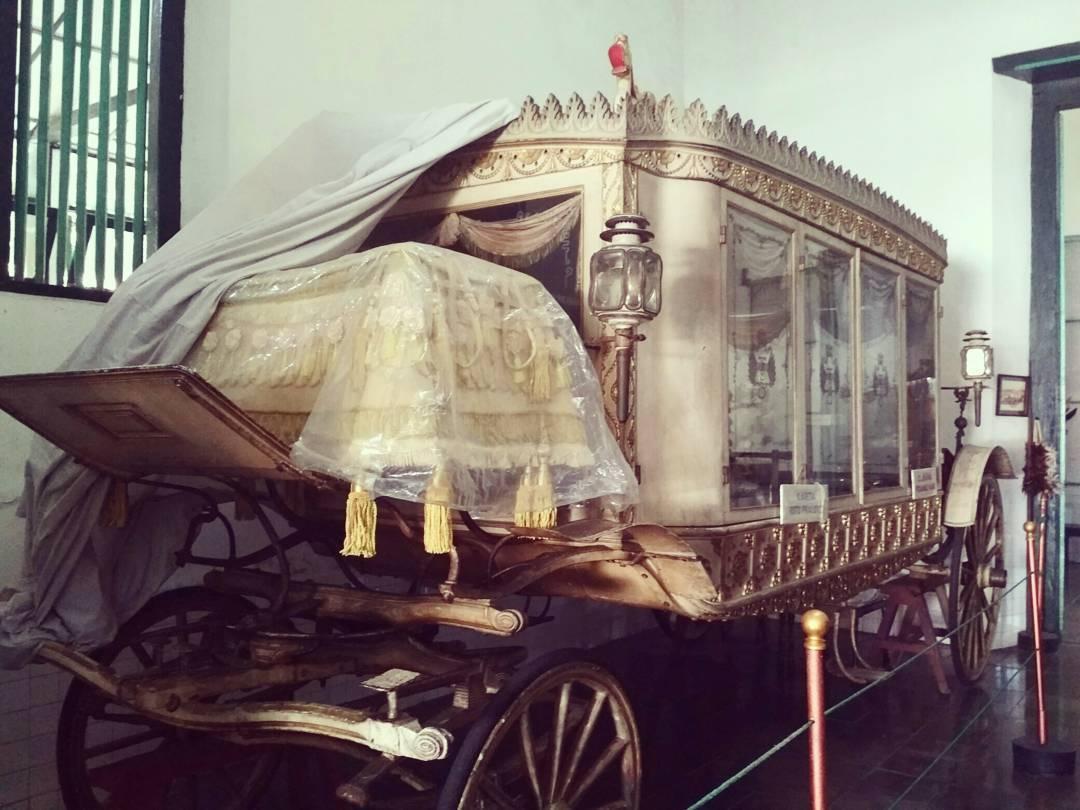 Museum Kereta Keraton View