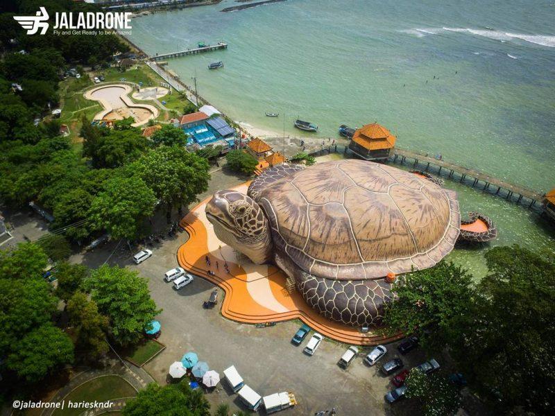 Pantai Kartini Kura kura Ocean Park