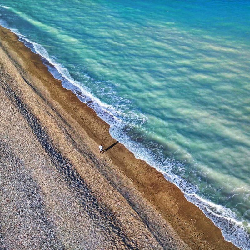 Pantai Kolbano View Above