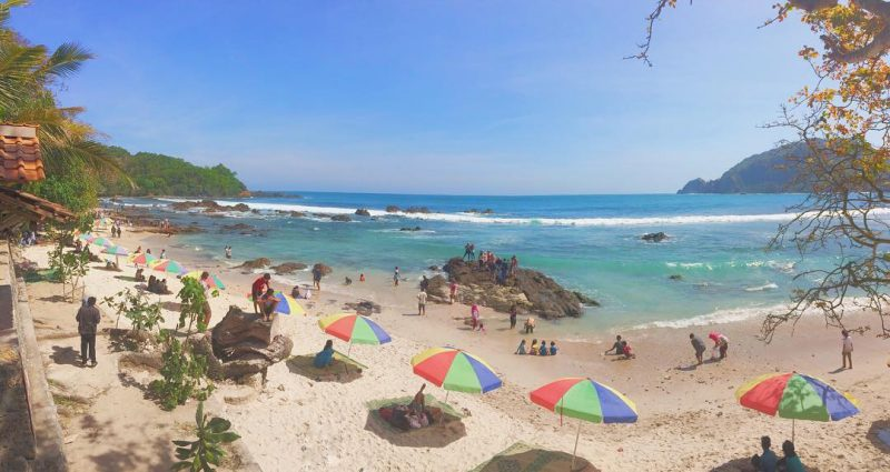 Pantai Nampu Wonogiri Spot Beach 2