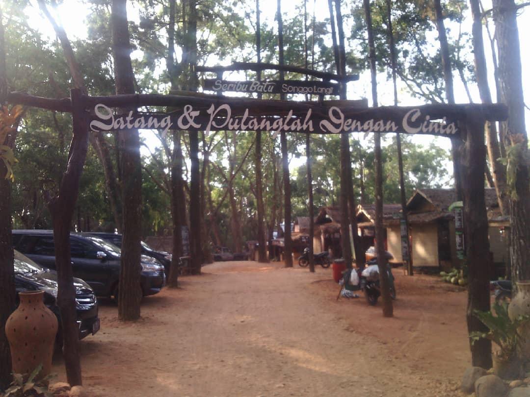 rumah batu Songgolangit Front 1