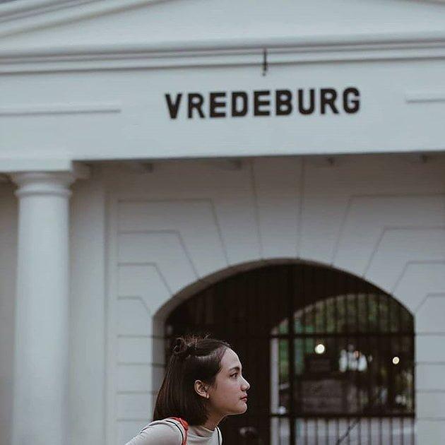 Vredeburg Gate