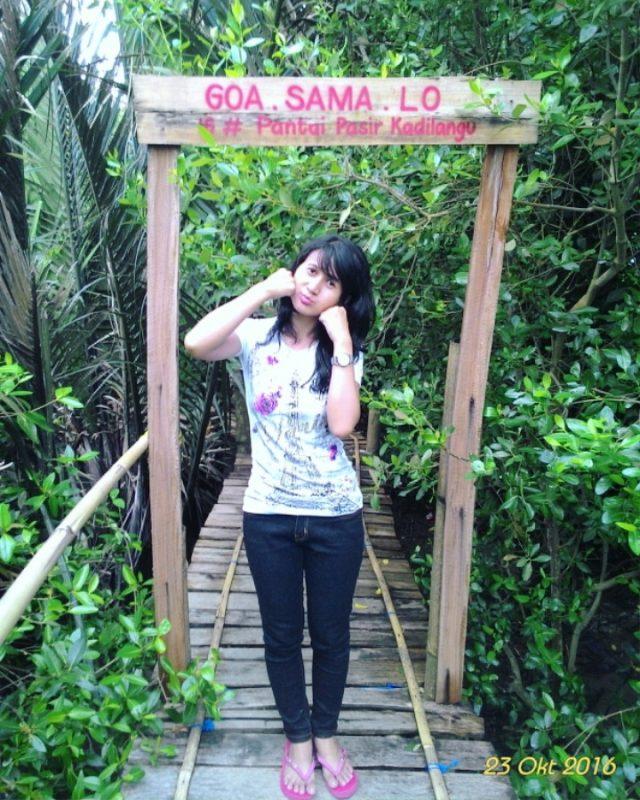 Mangrove Kulon Progo Goa