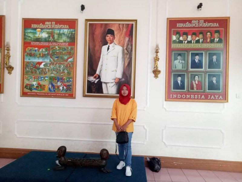 Museum Perangko Display 2