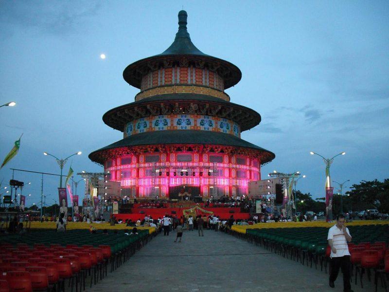 Pagoda Tian Ti Surabaya