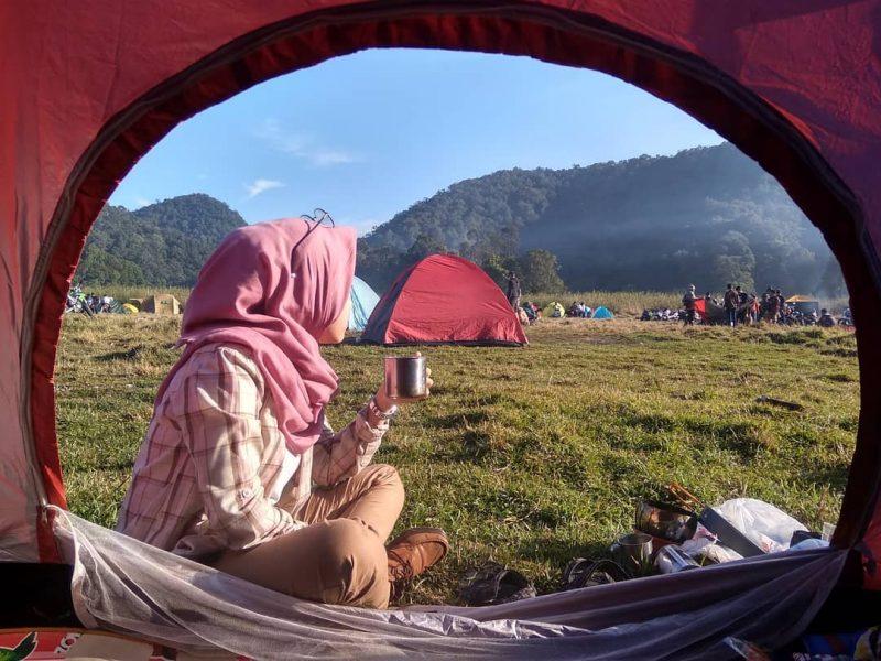 Ranca Upas Camp