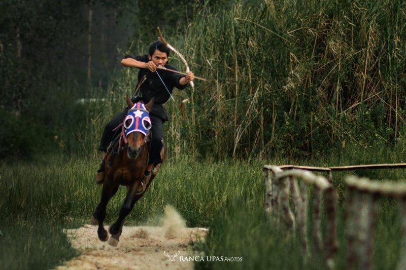 Ranca Upas Horse Archery